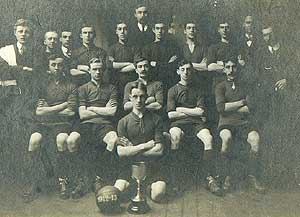 Unknown date on football 1912-13